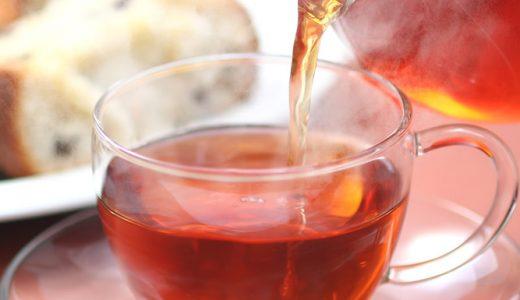 抗酸化成分たっぷり♪ ノンカフェインの美容&健康茶。