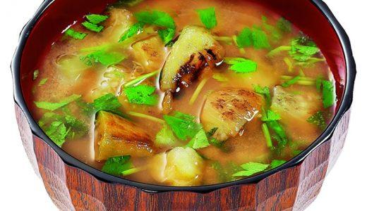 お湯をかけるだけ! 驚くほど美味しい お味噌汁 ができる。