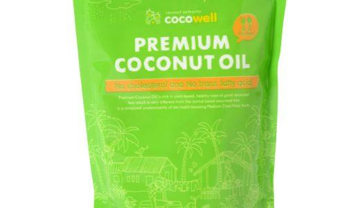 ココナッツオイルがテレビで紹介されていたようですね