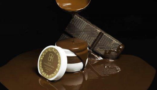 本当に素敵な <チョコレートパック>♪
