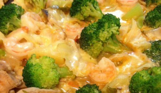 四季彩々・欧風だしを使った「トマトチーズ鍋」