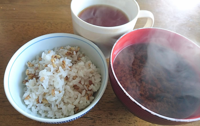 朝ご飯セット