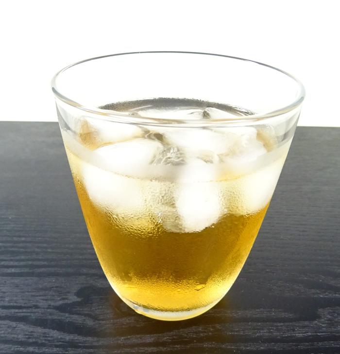 水出しで美味しい麦茶